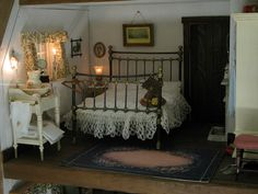 I recently paid a visit to Newby Hall  for the sole purpose of seeing the 60 plus dollhouses generously donated by Caroline Hamilton and Jan...