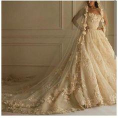 Wedding Gown By Maison Yeya Aka Yasmine Store Located In Egypt