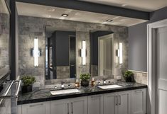 Design, determination, and DIY ideas for renovationing your bathroom on a budget. Awesome DIY home projects, determination for your house, and cheap renovationing some ideas for your bathroom. #Bathroomideas Bathroom Layout, Bathroom Interior Design, Home Interior, Bathroom Ideas, Bathroom Organization, Bathroom Storage, Bathroom Designs, Bathroom Inspiration, Bath Ideas