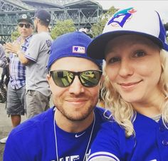 Stephen at the Blue Jays game 7-26-15