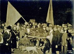 In 1909, the Bohemian Grovers tied up a young boy and only God knows what they did to him. This ceremony has been going on since 1873 in California, but has been going on since 700 B.C. in Egypt and Israel. In the bible, Moloch worship (of the 40 ft. stone owl) consists of a child sacrifice to Yahweh (the Lord, the Devil) for favors and power.