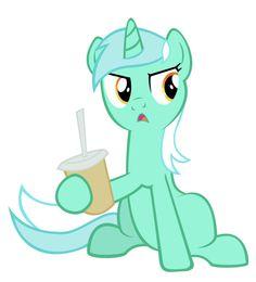 My Little Pony: Friendship is Magic Lyra milkshake