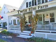 Twin Elm Farm, Peterborough, NH