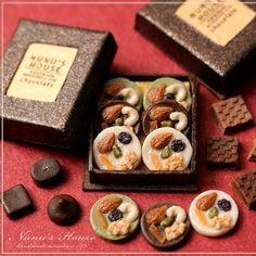 Nunu's House handmade miniature chocolates