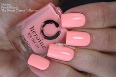 Heroine, The Dream Cremes Collection | grape fizz nails | Bloglovin'