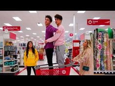EXTREME DARES IN PUBLIC! 2   Brent Rivera - YouTube Extreme Dares, Funny Vine Compilation, Brent Rivera, Funny Vid, Funny Laugh, Bunk Beds, Audio Books, Funny Things, Youtubers