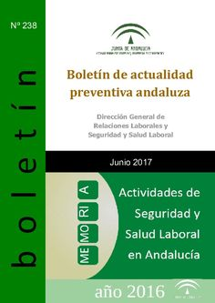 BOLETIN ACTUALIDAD PREVENTIVA ANDALUZA JUN-2017