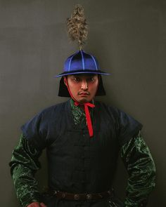 Chinese Armor, Chinese Man, Handsome Asian Men, Genghis Khan, Dark Fashion, Traditional Outfits, Riding Helmets, Fashion Outfits, Environment