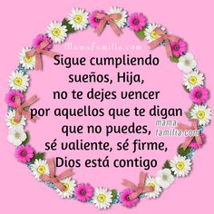 frases a hija imagen linda Birthday Present For Brother, Birthday Wishes For Girlfriend, Happy Birthday Daughter, Birthday Gifts For Grandma, Birthday Cards For Boyfriend, Birthday Cards For Women, Presents For Boyfriend, Happy Birthday Cards, Happy Birthdays
