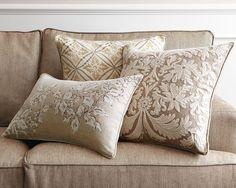 William Sonoma Winter White Pillow Collection $59.00