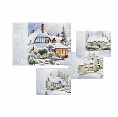 Picture of Winter Gardens Cards  more details click picture or link below   http://www.kleenezeshop.com/products/2628-winter-gardens-cards.aspx?AffiliateId=30
