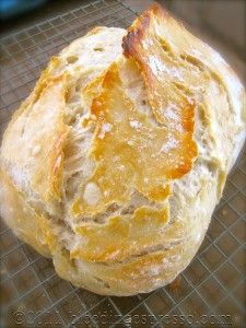 No-knead bread - Love my bread!