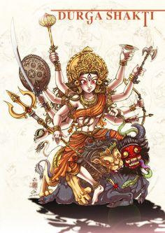 Saraswati in chibi version.