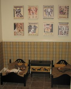 Dog Room Design Pictures Remodel Decor And Ideas Page 7 Dream Animal Home Pinterest Rooms Magazines