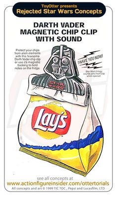 star wars - rejected concepts