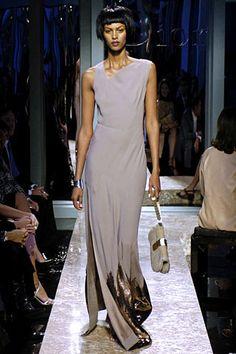 Christian Dior Resort 2007 Fashion Show - Yasmin Warsame
