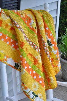 FIBERARTSY/craftsy: Flickr Faves: Yellow Quilts
