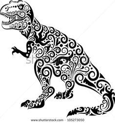 tribal dinosaurs - Google Search