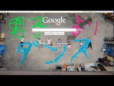 Google で、もっと。Google トップページに新年の抱負を。