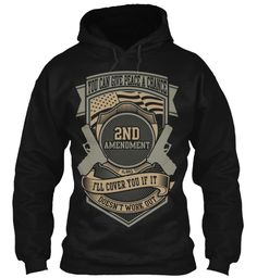 Limited edition 2nd amendment hoodie
