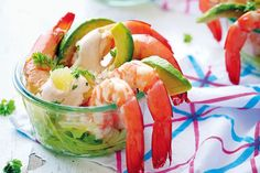 Matt Preston's easy summer prawn cocktail sauce recipe will wow everyone's taste buds. Seafood Cocktail, Cocktail Sauce, Cocktail Recipes, Cocktails, Drinks, Beverages, Prawn Recipes, Asian Recipes, Ethnic Recipes