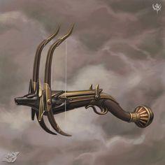 Schakalslächeln - legendär - Armbrust