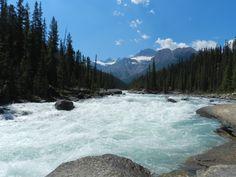 Mistaya Canyon, Banff CNP