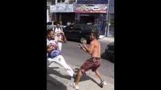 Bostaço: Capoeira X Muay Thai