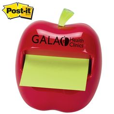 - Fun gift for your favorite teacher, graduate or heath care professional. - Weighted dispenser makes for easy, one-hand dispensing - Easy to refill with Post-it® Pop-Up Notes Apple Pop, Heath Care, Trade Show Giveaways, Personalized Teacher Gifts, Presentation Folder, Galo, Teacher Favorite Things, Too Cool For School, Sticky Notes