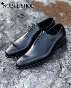 👔Uncompromising Elegance. Crockett & Jones Weymouth II Handgrade Wholecut in Black Calf now in stock at The Noble Shoe. . Goodyear Welted in Northampton by the finest cobblers and the highest quality calfskin. A phenomenal wholecut with a discretely punched toe. . Magnifique! . Leave a comment with your thoughts and a like to support The Noble Shoe! . . . . . .  #goodyearwelted #goodyearwelt #goodyearweltedshoes #crockettandjones #thenobleshoe #welted #weltedshoes #handwelted #bespokeshoes… Crockett And Jones, Goodyear Welt, Cobbler, Calves, Oxford Shoes, Dress Shoes, Lace Up, Toe, Thoughts