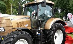 Gold edition 145 case Agriculture, Farming, Mario Silva, Red Tractor, Case Ih, Off Colour, Sim, Brown, Gold