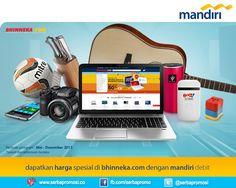 Promo Kartu Kredit Mandiri Juni 2015