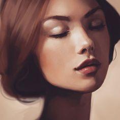 Girl, Art