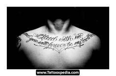 Tattoo Quotes For Men   Tattoospedia