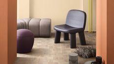 Шведский бренд Blå Station представил новое кресло. Дизайн креслаMaximus разработал недавний выпускникЙохан Ансандер.