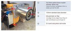 details for waste oil Waste Oil Burner, Oil Burners
