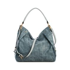 Who doesn't love a giant bag that's perfect for every occasion? features: detachable and adjustable long strap zippers and pockets galore: zipper top closure, back zipper pocket, inside wall zip pocke
