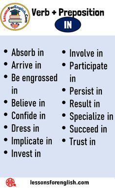 English Vinglish, English Verbs, Learn English Grammar, English Vocabulary Words, Learn English Words, English Language Learning, English Writing, English Lessons, Creative Writing Tips