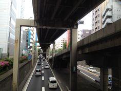 都心環状線京橋JCT by Shin-ichiro Uemura