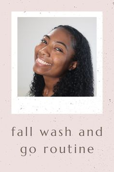 In this video, I'm showing you guys my fall wash and go routine on my natural hair. I started off with dry hair, then moisturized my hair with coconut oil, curl enhancing smoothie, leave in oil, and then used two gels (one for my hair and one for my edges.) #washandgo #washandgoroutine #fallwashandgo #howtodoawashandgo #naturalhair #naturalhairtips #tipsfornaturalhair #washandgoonnaturalhair #washandgoblackhair #hairtips #blackhairtips Natural Hair Growth Tips, Natural Hair Regimen, Natural Hair Tips, Natural Hair Styles, Long Hair Styles, Black Hair Tips, Curl Enhancing Smoothie, Wash And Go, Wash N Go
