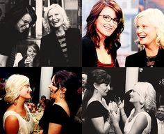 I think that Tina and I are lucky that every couple of years or months, we keep being able to come back and work on stuff together, which is really a pleasure. I mean, I have her phone number and I know where she lives. She can't hide from me. | Amy Poehler