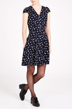 Louche Bird Cathleen Dress