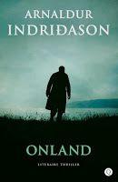 Recensie door Coenraad: Onland - Arnaldur Indridason