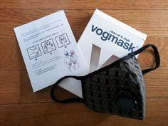 Masque anti-pollution pour vélo Vogmask