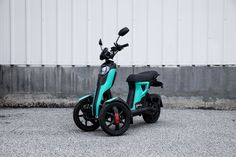 Gotcha is launching this three-wheeled, ride to compliment its electric bikes and electric scooters.