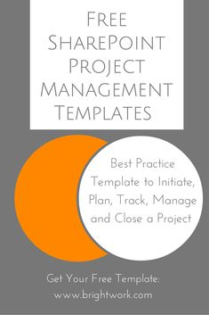 Free SharePoint Project Management Templates #sharepoint #projectmanagement #templates