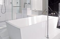 Modern Luxury Bathrooms  - ELLEDecor.com