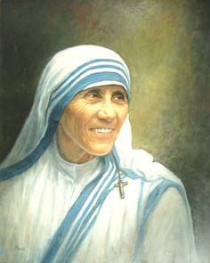 Canonization of Bl. Mother Teresa: https://pbs.twimg.com/media/CWiG6I4U4AAdvZd.png:large