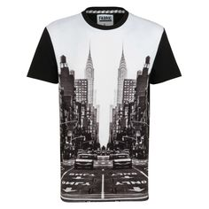 Fabric Reflect City T Shirt - that should be mine!