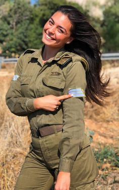IDF - Israel Defense Forces - Women Idf Women, Military Women, Brave Women, Real Women, Mädchen In Uniform, Israeli Girls, Army Police, Military Girl, Female Soldier